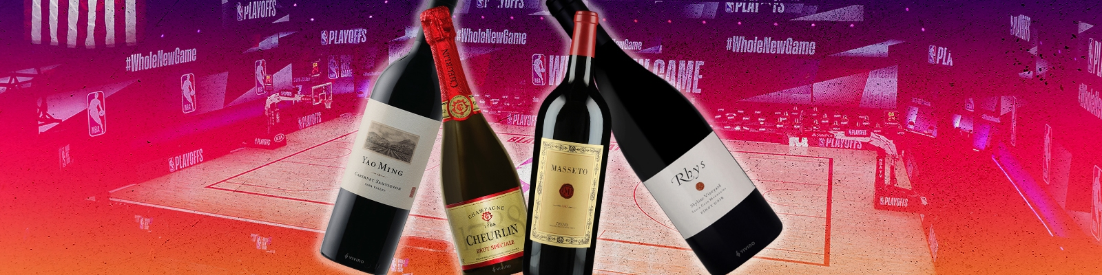 Here's Where To Buy The Wines That Are Regularly Being Shipped Into the NBA Bubble