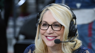 Doris Burke Will Be The First Woman To Serve As Game Analyst During The 2019-20 NBA Finals