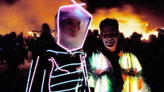 A Secret, Mini Burning Man Is Apparently Happening In Black Rock City This Weekend
