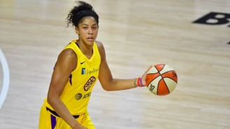 Candace Parker Spoke Out On The 'Ridiculous' Scrutiny Women In Sports Face