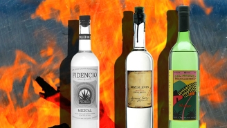 Bartender Recommended Smoky Mezcals To Sip When The Weather Turns