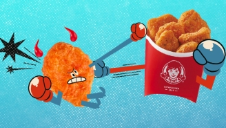 The Spicy Chicken Nugget Face-Off: McDonald's Vs. Wendy's