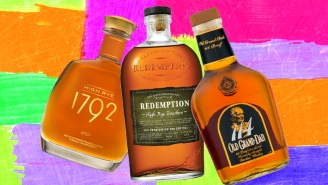 A Whiskey Writer Shares His Favorite High-Rye Bourbons