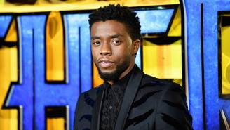 An Artist Created A Stunning Chadwick Boseman Mural At Downtown Disney