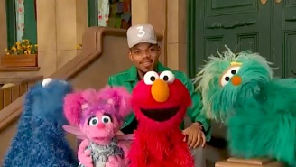 Chance The Rapper Weighs In On Who Would Win An Elmo And Barney 'Verzuz' Battle