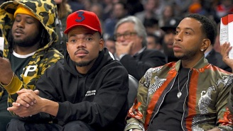 Chance The Rapper And Ludacris Are Thankful For Love On 'Found You'
