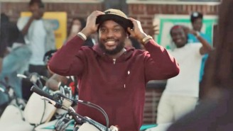 Meek Mill Stars In The Will Smith-Produced 'Charm City Kings' Trailer For HBO Max