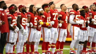 Pat Mahomes And Others Around The NFL Reacted To Chiefs Fans Booing During Opening Night Moment Of Unity