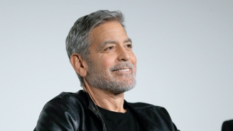 George Clooney Doesn't 'Look So Good' In His Netflix Movie, 'The Midnight Sky'
