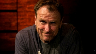 UPROXX 20: Colin Quinn Is Unfortunately A Jets Fan, But At Least He Still Has Pizza