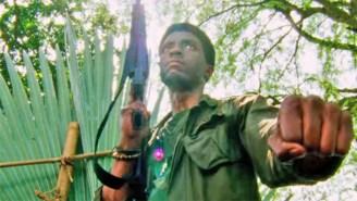 A 'Da 5 Bloods' Actor Has A Heartbreaking Story About Working Alongside Chadwick Boseman