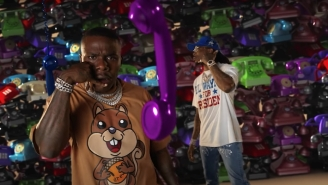 DaBaby And Quavo Travel Through Time And Exterminate Rats In Their 'Pick Up' Video