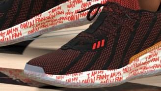 Damian Lillard's Adidas Dame 7 Made Its Debut In 'NBA 2K21'