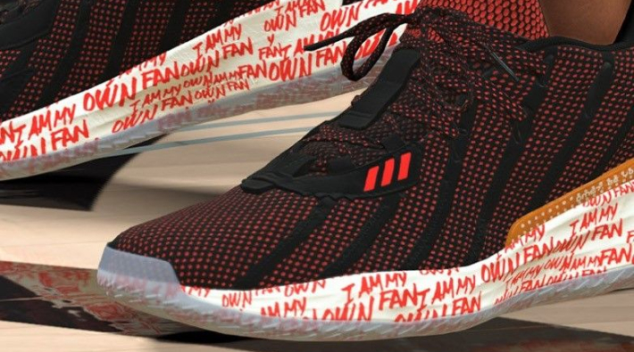 Damian Lillard S Adidas Dame 7 Made Its Debut In Nba 2k21