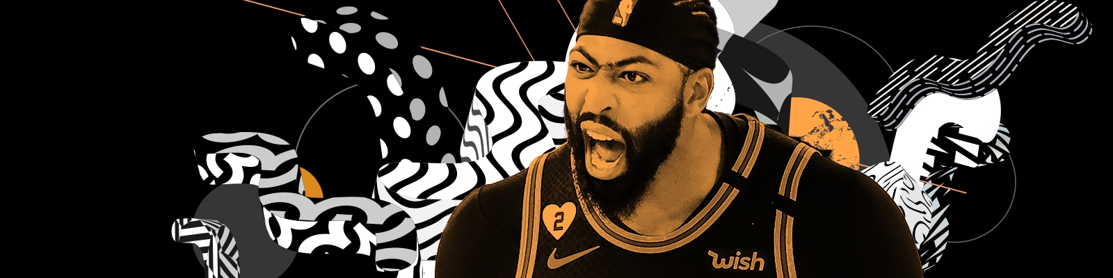 Anthony Davis Has Embraced The Moment In His First Postseason As A Laker