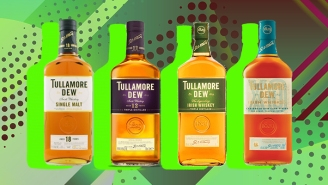 Expression Session — Tasting Four Whiskeys From The Tullamore D.E.W. Portfolio