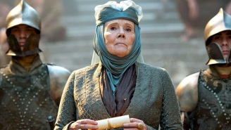 Diana Rigg Sounds Like She Was Delightfully Stubborn While 'Storming' Off The 'Game Of Thrones' Set