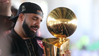 Drake Won His Rec. Basketball League Championship And Celebrated Like It Was The NBA Finals