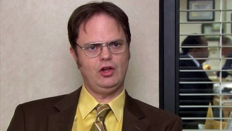 Rainn Wilson Revealed His Favorite Dwight Moment While Discussing A Potential 'The Office' Reunion