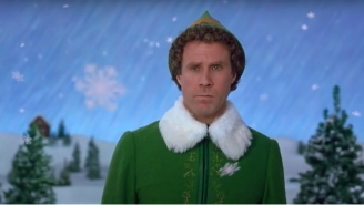 An 'Elf' Sequel Apparently Won't Happen Because Will Ferrell And Jon Favreau Don't 'Get Along'