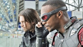 'The Falcon And The Winter Soldier' Is Filming Again With A 'Social Distancing' Photo From Sebastian Stan