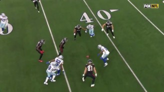The Falcons Blew A 29-10 Lead To The Cowboys After A Ridiculous Onside Kick