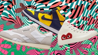 SNX DLX: JJJJound Drops A Nylon Reebok, Nike Dunk High Goes Michigan, And The CDG Chucks Return