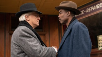 'Fargo' Finished Filming By Drawing Inspiration From Tom Cruise, But Chris Rock Still Got Real About Set Worries