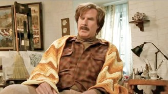 Here's The Will Ferrell 'Anchorman 2' Scene So Funny That Paul Rudd Completely Lost It