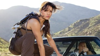 Michelle Rodriguez Has Addressed Whether 'Fast & Furious 9' Will Go To The Cosmos