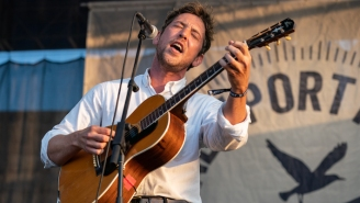 Fleet Foxes Will Release Something Titled 'Shore' This Week According To Posters In Paris