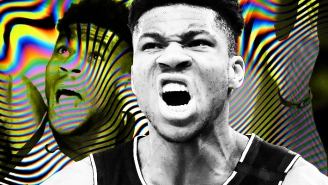 Giannis Antetokounmpo Unsurprisingly Won His Second MVP In A Row