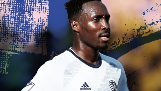 Sporting KC's Gerso Fernandes, The Fastest MLS Player In 'FIFA 21,' Wishes The Game Made Him Faster