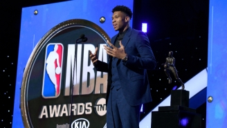 Report: Giannis Antetokounmpo Unsurprisingly Won His Second MVP In A Row