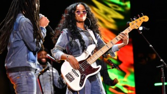 HER Is The First Black Female Artist To Receive A Signature Fender Guitar