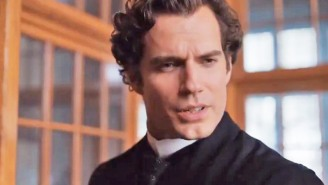 Henry Cavill Attempting To Decipher Victorian Slang With His 'Enola Holmes' Co-Stars Is Quite 'Bricky'