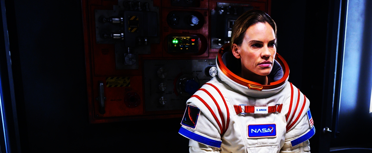 Hilary Swank On 'Away' And Being A Part Of A Sci-Fi Series About Love And Distance