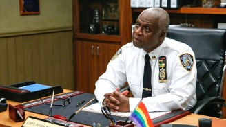 Andre Braugher Hopes That 'Brooklyn Nine-Nine' Tells The Kind Of Stories That Are Seen On 'Grittier Shows'