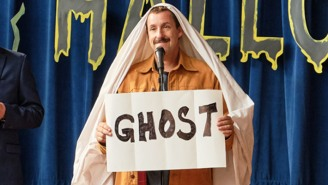 Adam Sandler Is Here To Save This Year's Tricks And Treats With Netflix's 'Hubie Halloween' Trailer