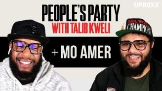 Talib Kweli & Mo Amer Talk Comedy, Hip Hop, George Floyd, Police, Eric Trump