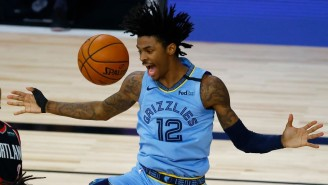 Ja Morant Is The 2019-20 Rookie Of The Year