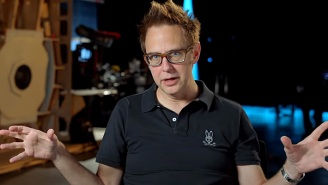 James Gunn Is Spellchecking Profanity With The Internet And Reveals The Word He Was Forced To Remove From A Script