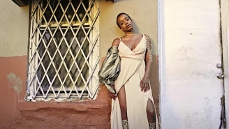 Jamila Woods Bares All In Her Sultry, NSFW 'Sula (Hardcover)' Video