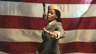 Janelle Monae's Incendiary 'Turntables' Video Brings Social Justice Protests To America's Living Rooms