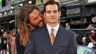 Jason Momoa Is Having Fun With Rumors That He's Joining Netflix's 'The Witcher' Universe