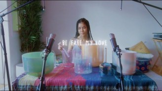 Jhene Aiko Introduces Her Fans To Her Daily Routine In Her Calming 'Speak' Video