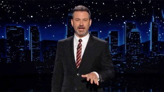 Jimmy Kimmel Reflected Upon His 'Strange' Emmys Experience While Returning To His Late-Night Studio
