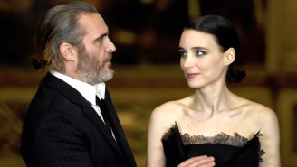 Joaquin Phoenix And Rooney Mara Naming Their Son River Is Making Fans Emotional