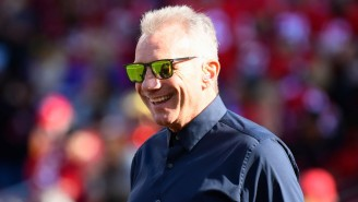 Report: Joe Montana And His Wife Thwarted A Kidnapping Attempt On Their Grandchild