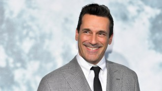 Jon Hamm Adopted A New Rescue Dog Who Was Returned To The Shelter For Too Much 'Puppy Energy'
